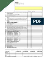 PC-J-95 Instrument Loop Check (Analogue Inputs)