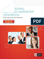 PCM Handbook International Other