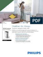 Philips AC2887 20 Purifier Pss Aenin