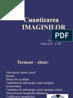 Cuantizarea IMAGINIILOR