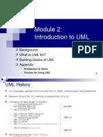 M02 UML Overview