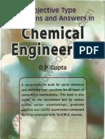 Chemical Engineering by O.P Gupta 1