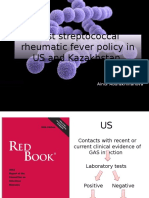 PBL 1 - Post Streptococcal Rheumatic Fever Policy