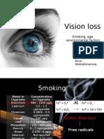 PBL 2 - Vision Loss