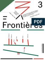 Livret #3 Frontières - La Brèche Festival 2017