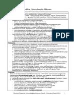 Checkliste Koerperliche Untersuchung Des Abdomens