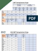 Seminar Pricing (1)