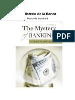 Murray N. Rothbard, El misterio de la banca.pdf