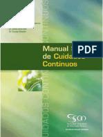Manual SEOM de Cuidados Continuos en Oncologia