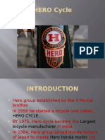 Hero Cycle