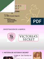 A Trabajo Final Victoria Secret