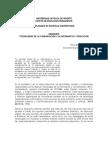 TIC Y EDUCACION - Presentacion Del Seminario DocenciaUniversitaria