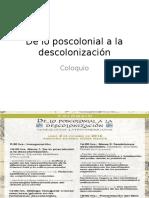 De lo poscolonial a la descolonización.pptx