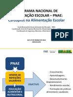 Pnae Encontro-Aracaju 2014 Oficina-cardapios