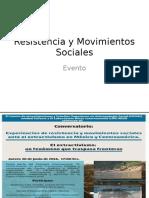 Resistencia y Movimientos Sociales