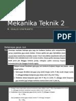 Mekanika Teknik 2 - Copy