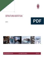 Estructuras Isostáticas Intro