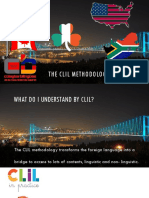 knowledge and principles of clil