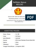 REFKA 3 - Keloid