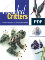Beaded Critters - Bead&Button Books