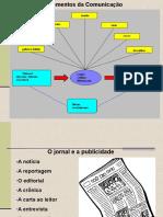 Oficina a Linguagem Jornal
