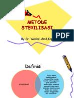 METHODE STERILISASI