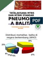 Mtbs Pneumonia Dmz