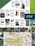 Drobne Sakralni Pamatky v Krajine CS - Mapa