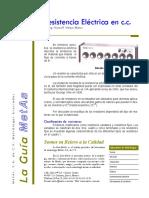 Resistencia Eléctrica en c.c..pdf
