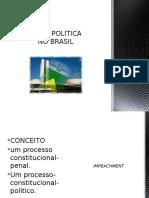 Crise Politica No Brasil