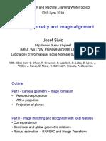 Camera Geometry Alignment Final