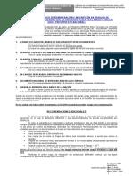 Instrucciones Para El Personal SERUMS 2012