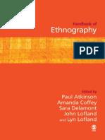 Atkinson, Paul, Et. Al. (Eds.) - Handbook of Ethnography (2007)