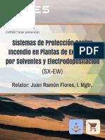 Proteccion Contra Incendio en Plantas Sx Sw