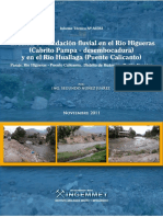 Erosion e Inundacion e Inundacion Fluvial Rio Higueras