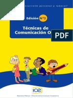 DPL 02 Tecnicas de Comunicacion Oral