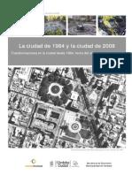 Municipalidad de Córdoba (Arg) Transformaciones entre 1984 y 2008.