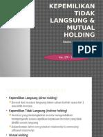 Bab9(Indirect&Mutual Holding)