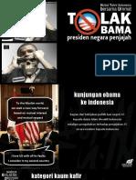Tolak Obama-Harap Save