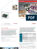 Dosimetry Materials Brochure