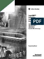 Manual de Procesadores Control y Compact Logix.