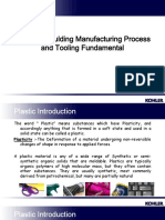 Injection Moulding and Tooling