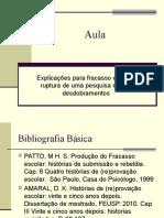 Aula Estudos de Caso - 2014 - Noite