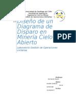 Reporte Diagrama de Disparo Saldivia - Santander
