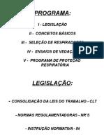 Legislação PPR