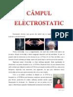 Campul Electrostatic.