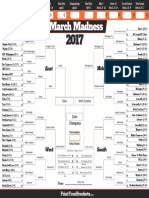 1 March Madness