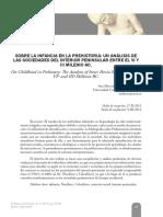 Dialnet-SobreLaInfanciaEnLaPrehistoriaUnAnalisisDeLasSocie-4260306