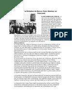 23 de Enero Fin de La Dictadura de Marcos Pérez Giménez en Venezuela