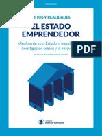 IJM 2016 - Mitos y Realidades - El Estado Emprendedor